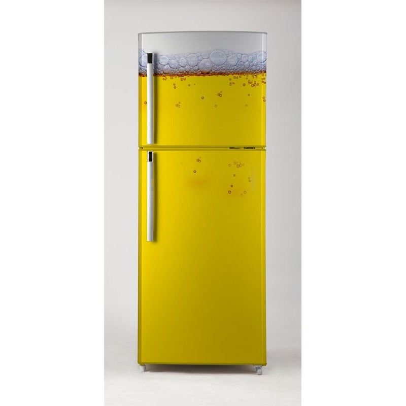 Vinilo cerveza para frigor fico - Ver vinilos decorativos economicos ...