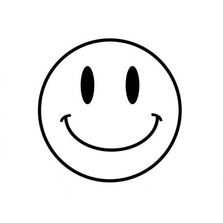 adhesivo decorativo Vinilo Smiley