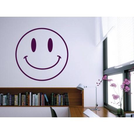 vinilos imagen producto Vinilo Smiley