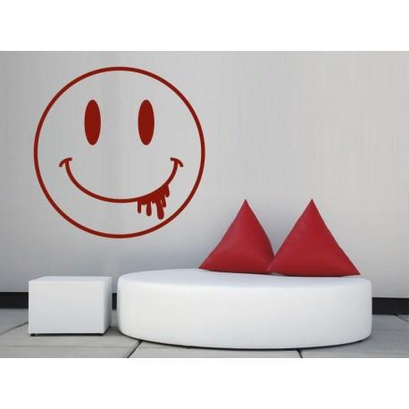 Vinilo Smiley Baba producto vinilos
