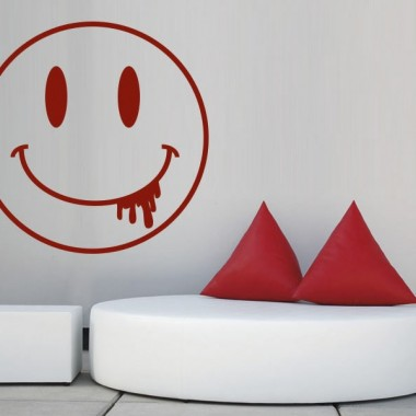 pegatina decorativa Vinilo Smiley Baba