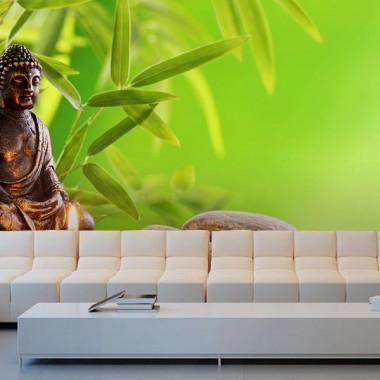 Fotomural Buda adhesivo decorativo ambiente