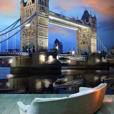 pegatina decorativa Fotomural Londres Puente II