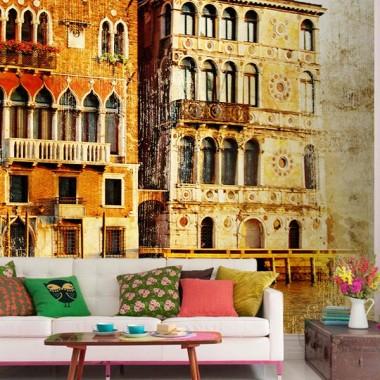 pegatina decorativa Fotomural Venecia Vintage
