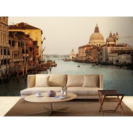 Fotomural Venecia Canal decoración con vinilo