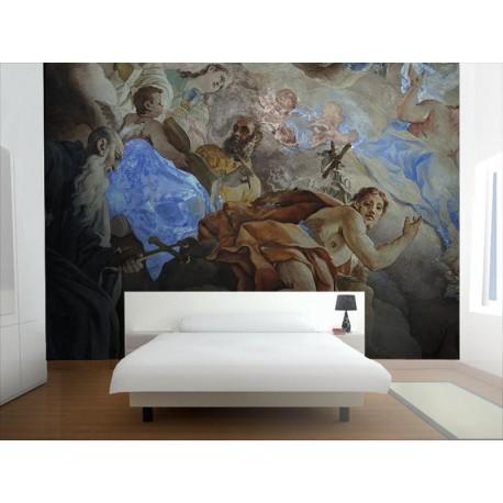 Fotomural Fresco Pintura imagen vista previa