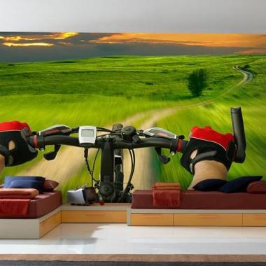 Fotomural Ciclismo producto vinilos