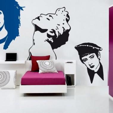 pegatina decorativa Cher