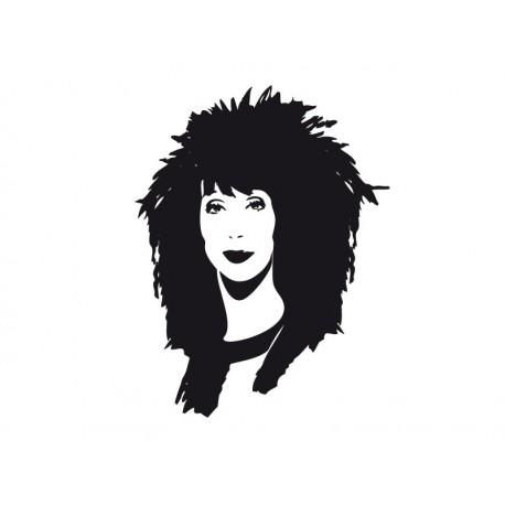 vinilos imagen producto Cher