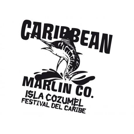Caribe Texto producto vinilos