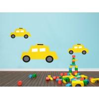 Infantil Coches Ciudad Taxi