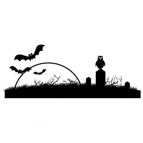 vinilos imagen producto Cementerio