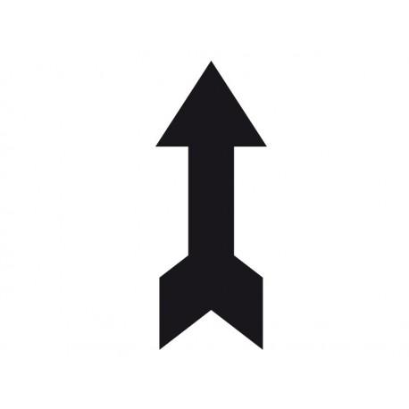 pegatina decorativa Símbolo Flecha
