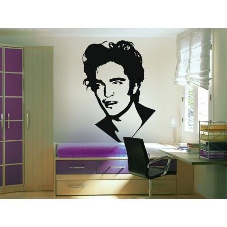 Robert Pattinson adhesivo decorativo ambiente