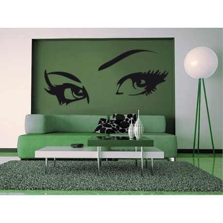 adhesivo decorativo Mirada Pin Up II