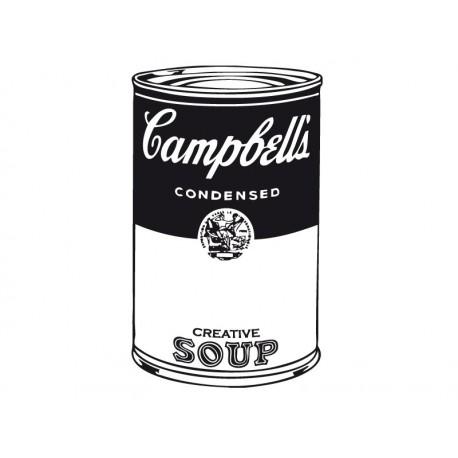 Sopa Campbelle´s para Cabecero imagen vista previa