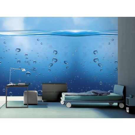 adhesivo decorativo Fotomural Agua Fresca II