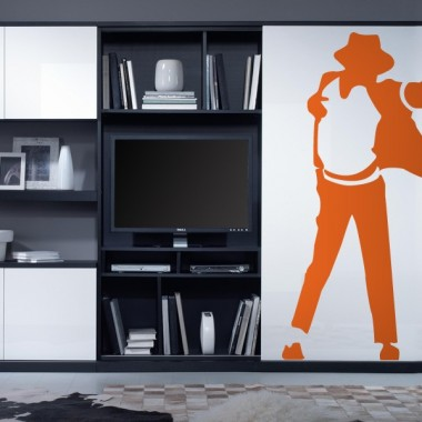 pegatina decorativa Michael Jackson VII