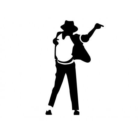 vinilos imagen producto Michael Jackson VII