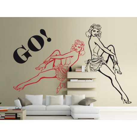 adhesivo decorativo GO!