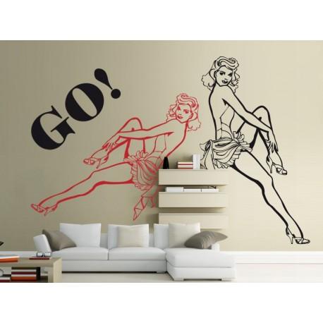 adhesivo decorativo GO!