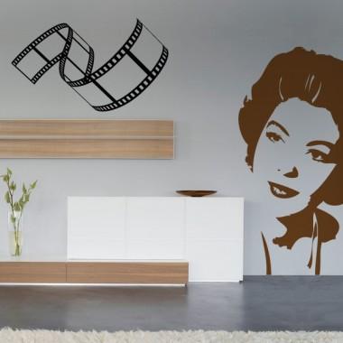 pegatina pared Ava Gardner