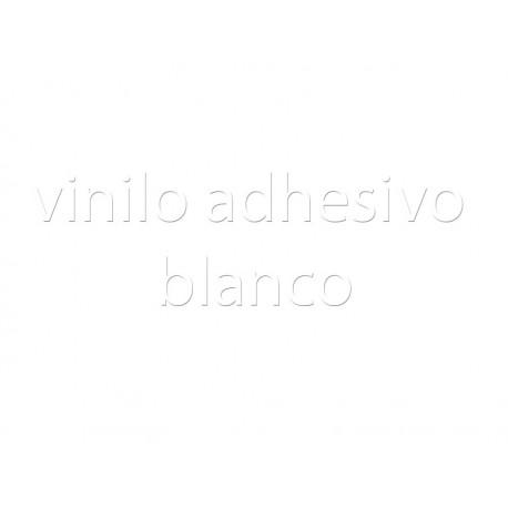 Vinilo adhesivo blanco decoración con vinilo
