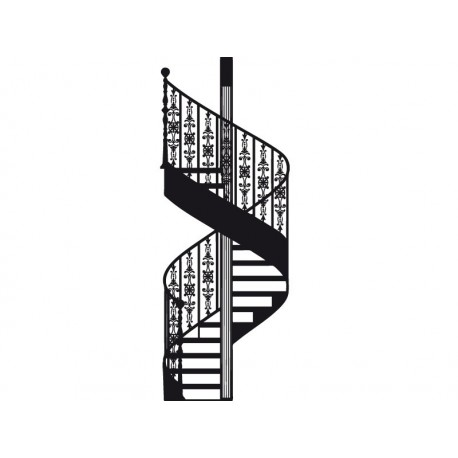 Escalera de Caracol imagen vista previa