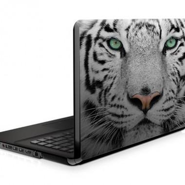 Tigre para Portatil adhesivo decorativo ambiente