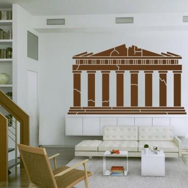 Ruinas Romanas Motivo adhesivo decorativo ambiente