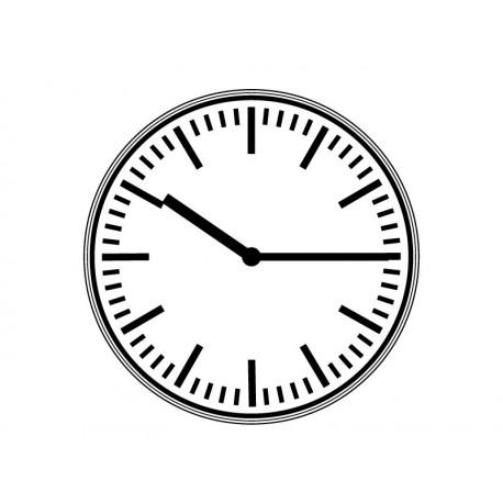 Reloj Redondo producto vinilos