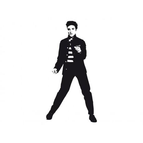 Elvis Presley II imagen vinilo decorativo
