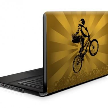 BMX para Portatil adhesivo decorativo ambiente