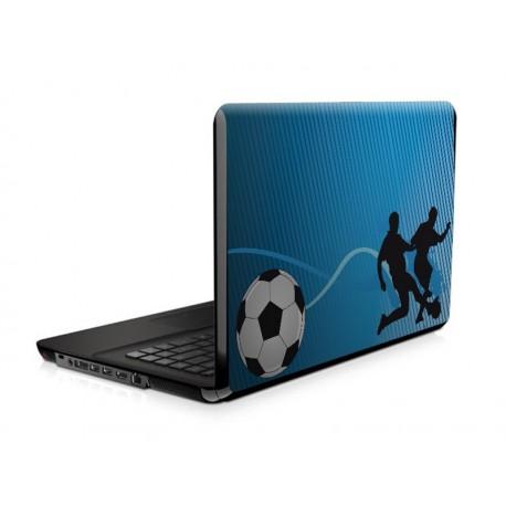 adhesivo decorativo Futbol para Portatil