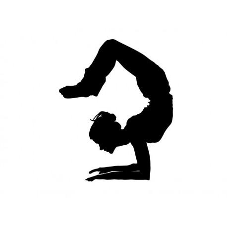 Yoga Postura V imagen vista previa