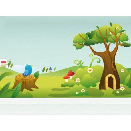 vinilos imagen producto Árbol I Colección Alfy