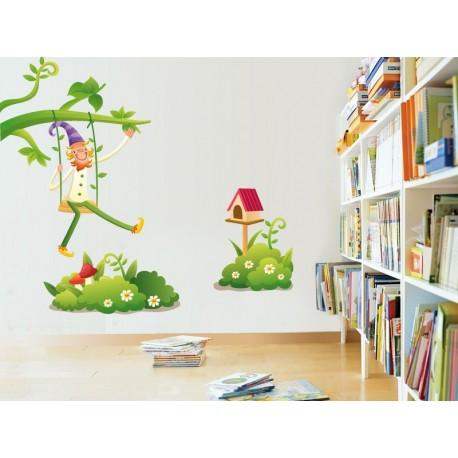 Naturaleza I Colección Alfy producto vinilos