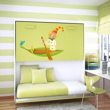 Alfy Navegando imagen vinilo decorativo