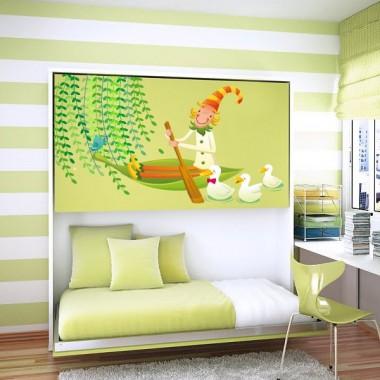 vinilo decorativo Lianas Colección Alfy