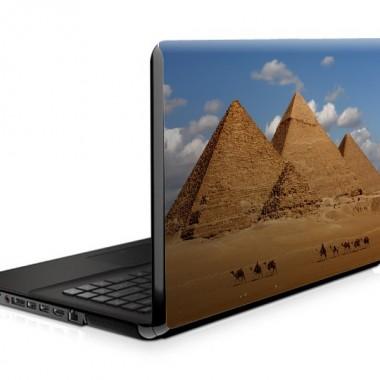 vinilos imagen producto Paisaje Egipto para Portatil