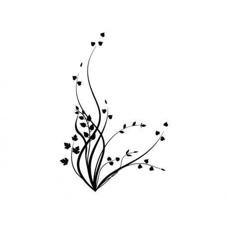 adhesivo decorativo Arbusto