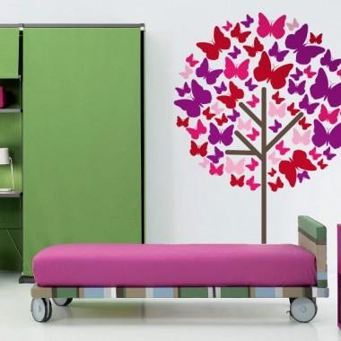 Árbol de Mariposas imagen vista previa