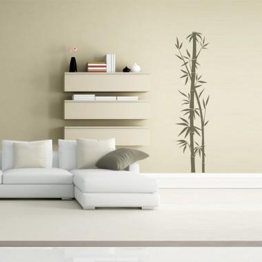 vinilos imagen producto Bambú Decoración para Pared