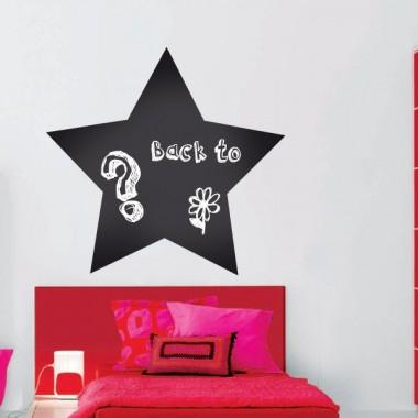 Pizarra Estrella II producto vinilos
