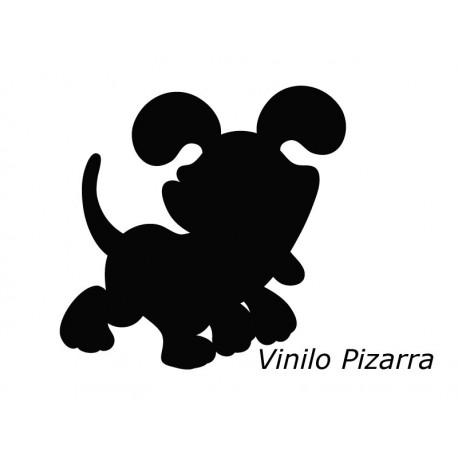 Pizarra Perrito producto vinilos