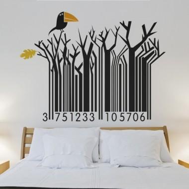 adhesivo decorativo Natura Code