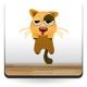 vinilos imagen producto Gato