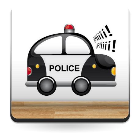 Coche Policia imagen vista previa