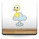 Pollito Amarillo en Nube producto vinilos