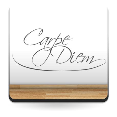 vinilos imagen producto Carpe Diem
